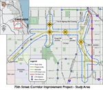 Illinois wins $132m INFRA grant to help untangle Midwest's worst rail junction