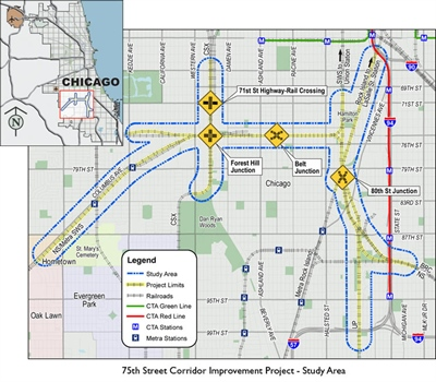 MIPRC supports region's INFRA grant application to untangle Chicago's railroads
