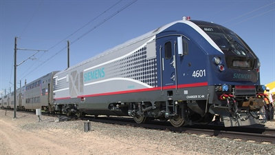 Midwest's high-speed 'Charger' locomotives one step closer to service
